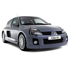 Renault Clio (Not available in the US...such a shame). No point in driving big cars with today's strict speed limits!! You've gotta downsize your wheels to maximise those feels!! - V