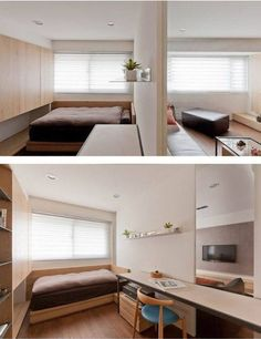 小卧室和书房