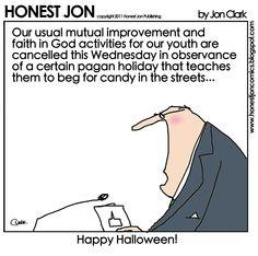 HONEST JON Church Memes, Church Humor, Christian Comics, Christian Humor, Lds Memes, Lds Quotes, Mormon Humor, Saints Memes, Believe In God