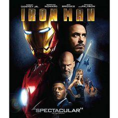 Iron Man (Blu-ray) (Widescreen)