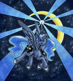 Praise the Moon by Choedan-Kal.deviantart.com on @DeviantArt