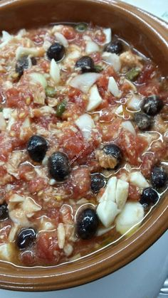 Spanish Cuisine, Chutney, Cooking Time, Chili, Oatmeal, Salads, Appetizers, Vegan, Breakfast