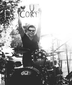 Sweet angel, Cory Monteith.