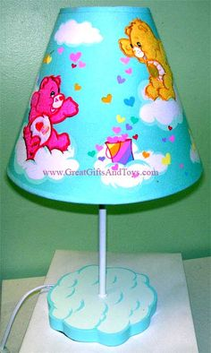 Care Bear Lamp!