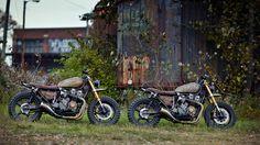 Th Walking Dead - Classified Moto Daryl Dixon Motorcycles