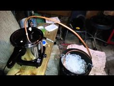 Want to learn how to make a moonshine still? Become one of the moonshiners this moonshine still DIY. Survival Life is the best source for prepper survival gear. Moonshine Still Plans, How To Make Moonshine, Homemade Still, Homemade Wine, Homemade Cakes, Beer Brewing, Home Brewing, Homemade Moonshine, Moonshine Recipe