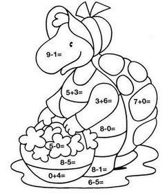 Sumas y restas para infantil       Esta ficha infantil ayuda a iniciar el aprendizaje de las sumas y las restas.
