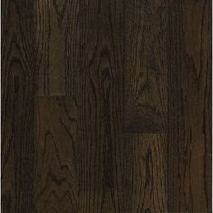 "Bruce Flooring Turlington Signature Series 5"" Engineered Northern Red Oak Hardwood Flooring in Espresso"