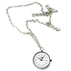 Kim Analog Necklace Watch