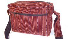 Purse Messenger Laptop Tablet IPad bag  Fair by EducationAndMore, $34.00 A great bag to hold all the essentials and also perfect to hold your laptop, tablet, e-reader! Beautiful durable fabric that was woven on a backstrap loom.