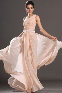 Sashes Mesh Fabric Thin Fall Misses Spring Chiffon Pleated Zipper Up Prom Dress - 3 . Prom Dresses 2015, Nice Dresses, Evening Dresses, Amazing Dresses, Affordable Dresses, Chiffon Fabric, Mesh Fabric, Beautiful Gowns, Dress Me Up