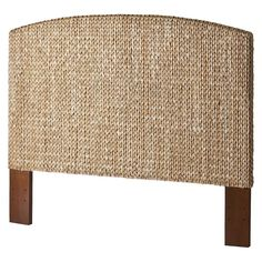 Andres Seagrass King Headboard - Honey - Mudhut