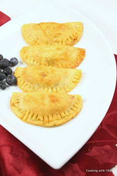 Gluten free masa empanadas. fill with black beans and cheese and veggies instead of chicken....