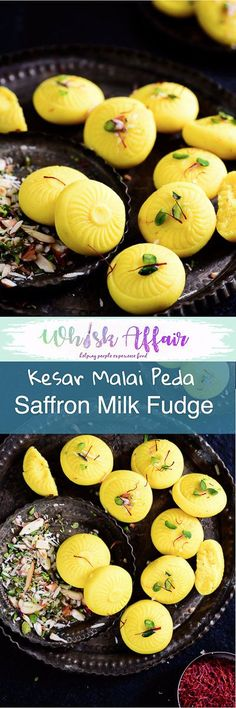 Kesar Malai Peda is a favorite sweet with people, and its softness and mild flavor make it very delectable. Indian, sweet, dessert, falahari, vrat, fast, fasting, Indian, festival, easy, homemade, best via @WhiskAffair