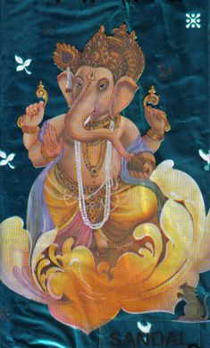 Ganesha by japanstocks