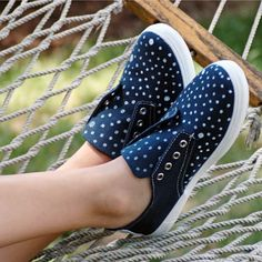 StudioJewel - Journey of a Jeweler: Favorite Thing - DOTS and a DIY Tutorial on How to make your OWN Polka Dot Shoes
