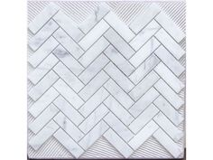 Calacatta Herringbone[MG898] | Tile Outlet Chicago