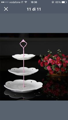 1 Sets 2 Or 3 Tier Cake Tools Cake Plate Stand Handle Crown Fitting Metal Wedding Party 6 Colors On Sale 3 Tier Cupcake Stand, Cupcake Stand Wedding, Tiered Stand, Wedding Cake, Fruit Stands, Plate Stands, Cupcakes, Macarons, Cake Stand Display