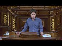 PODEMOS denuncia que los presupuestos del Congreso Diputados son totalme...