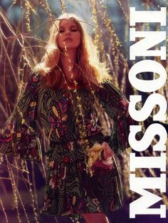 MISSONI FW04 - Kate Moss and James Penfold by Mert Atlas & Marcus Pigott