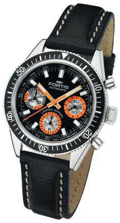 Fortis Marinemaster Vintage Limited Edition Watch