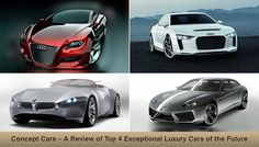 Here's a brief review of top 4 exceptional luxury cars of the future that every car enthusiast must know about. #UAE