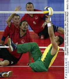 Volleybal = een sport voor iedereen, ook mindervaliden, mooi toch?
