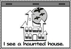 Halloween set - eslchallenge Halloween Vocabulary, Halloween Worksheets, Halloween Spells, Halloween Fun, Primary English, English Teaching Resources, Halloween Treat Bags, Vocabulary Activities, Halloween Coloring