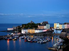 Photos of Tenby and Pembrokeshire Pembrokeshire Wales, Anglesey, Wonderful Places, Beautiful Places, Welsh Castles, Brecon Beacons, Video Photography, Great Britain, Beautiful World