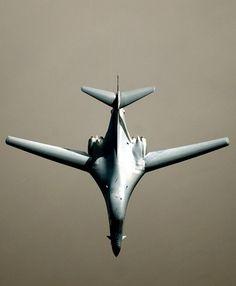 usairforce:  B-1B Lancer