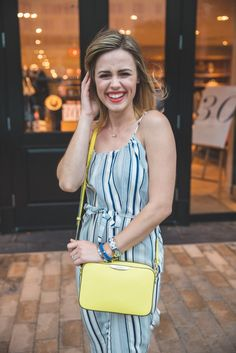 How to Style a Camisole dress  for any occasion | Uptown with Elly Brown #LadiesLoveTucker