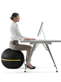 Office Sitting Chairs High Chair 71 Best Workstation Ergonomics And Posture Images Furniture Multigym Wellness Ball Active By Technogym