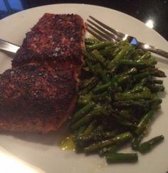 Paleo Recipe Salmon and Asparagus by Dr. Rob Kiltz