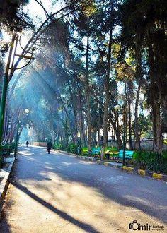 Alsabeel Park - Aleppo