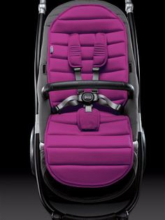 Cool Berry Color Pack for Affinity Stroller by Britax #baby #radiantorchid