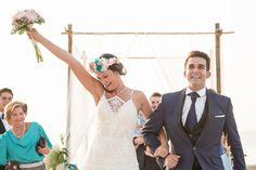 Fotógrafo de bodas. Boda en la playa. Beach wedding