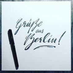 Grüße aus #Berlin