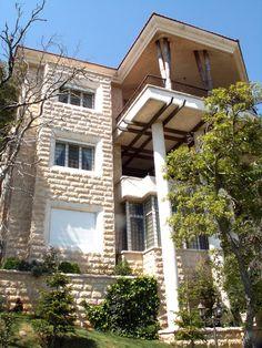 ARK - KASSAM | Architectural & Engineering Consultations | Projects | Villa in Slunfeh,Latakia