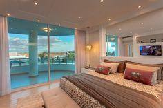 Master Bedroom Design, Dream Bedroom, Dream Home Design, House Design, Modern Villa Design, Home Building Design, Modern Architecture House, Dream House Exterior, Aesthetic Room Decor