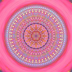 Mandala, Outdoor Blanket, Mandalas