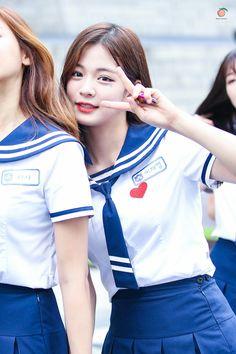 Idol school chaeyoung School Girl Dress, School Girl Japan, Korean Beauty, Asian Beauty, Korean Girl, Asian Girl, 54 Kg, China Dolls, Korean Model