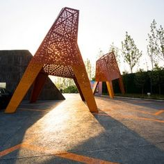 Fengming Mountain Park by Martha Schwartz Partners « Landscape Architecture Works   Landezine