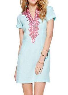 Lilly Pulitzer Boca Grande Tunic Dress