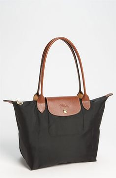 Longchamp 'Le Pliage - Small' Shoulder Bag | Nordstrom - Nice quality bag without logos plastered all over it