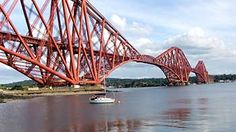 View the magnificent bridges over the river Forth from North or South Queensferry. The Forth Railway Bridge was an engineering feat of its time, over 100 years ago.