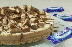 MilkyWay-Schokoladen-Torte, ein leckeres Rezept aus der Kategorie Festlich. Bewertungen: 1. Durchschnitt: Ø 3,3.