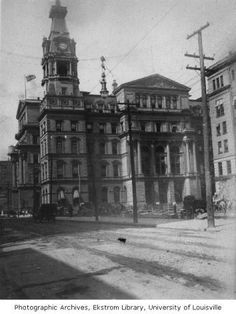8.2.1907, Post office. Louisville, Ky. :: Images of Kentucky and Environs