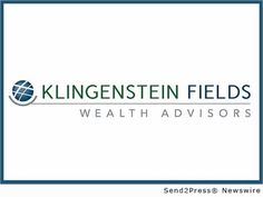 """NEW YORK, N.Y., Aug. 26, 2015 (SEND2PRESS NEWSWIRE) -- Klingenstein, Fields & Co., L.L.C. today is now operating as """"Klingenstein Fields Wealth Advisors"""" as part of a recent rebranding initiative. The new brand highlights the firm's integrated approach in providing comprehensive wealth management services to a broad range of high-net-worth clients."""