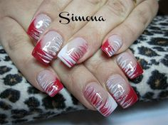 Lines Nail Art Gallery By Nails Magazine Best Of Nail Art