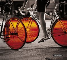 translucent wheel covers for bikes